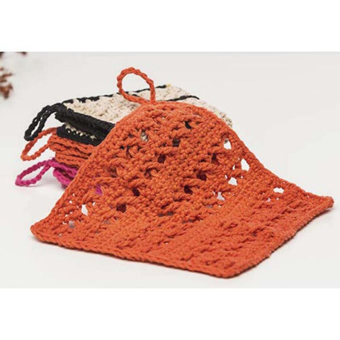 Premier® Autumn Crosses Washcloth Free Download