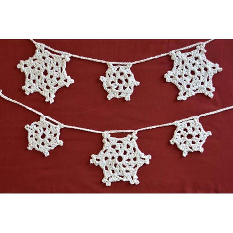 Premier® Snowflake Garland Free Download