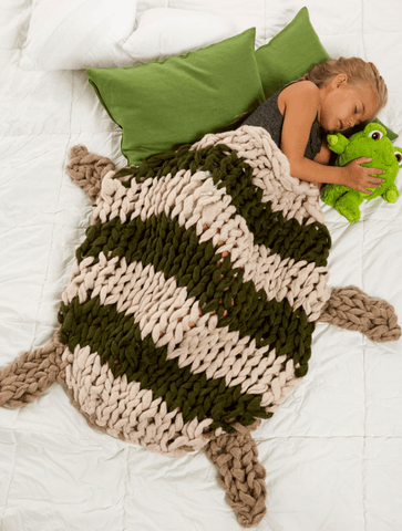 Premier® Arm Knit Turtle Sleep Sack