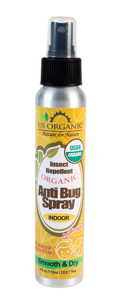 Anti Bug Spray - Indoor 4 oz