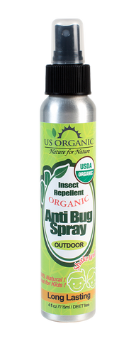 Anti Bug Spray - Outdoor 4 oz