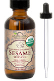 100% Pure Certified USDA Organic - Sesame Seed Oil