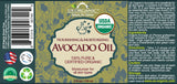 100% Pure Certified USDA Organic - Avocado Oil