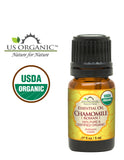 100% Pure Certified USDA Organic - Chamomile Essential Oil (Roman)_5ml