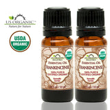 100% Pure Certified USDA Organic - Frankincense (Boswellia serrata) Essential Oil