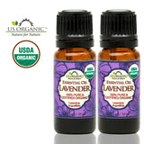 100% Pure Certified USDA Organic - Lavender Essential Oil