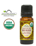 100% Pure Certified USDA Organic - Myrrh Essential Oil