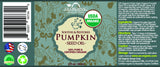 100% Pure Certified USDA Organic - Pumpkin Seed Oil 2 oz