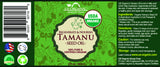 100% Pure Certified USDA Organic - Tamanu Oil 2 oz