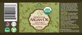 100% Pure Certified USDA Organic Morrocan Argan Oil