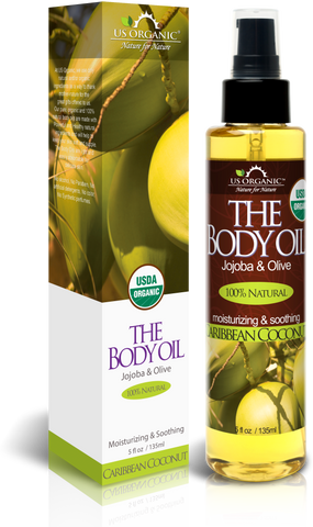 The Body Oil - Caribbean Coconut 5 oz