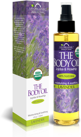 The Body Oil - Lavender 5 oz