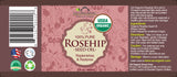 100% Pure Certified USDA Organic - Rosehip Oil 2 oz