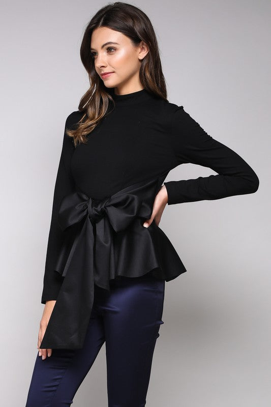 'Take a Bow' Top