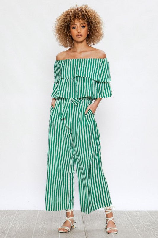 'Green With Envy' Pants