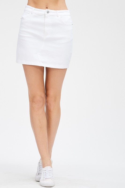 'Cool For the Summer' Mini Skirt