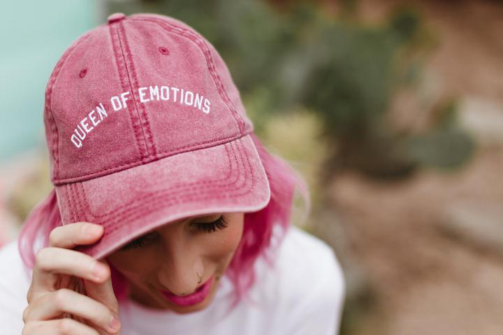 'Queen of Emotions' Baseball Cap