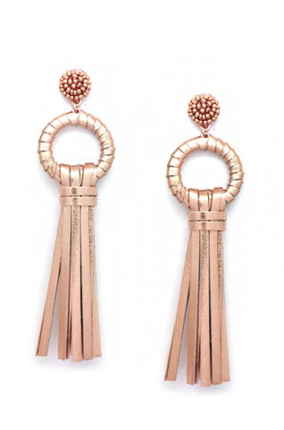 'Snake Charmer' Earrings