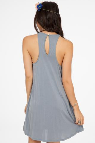 'Reagan' Basic Knit Dress
