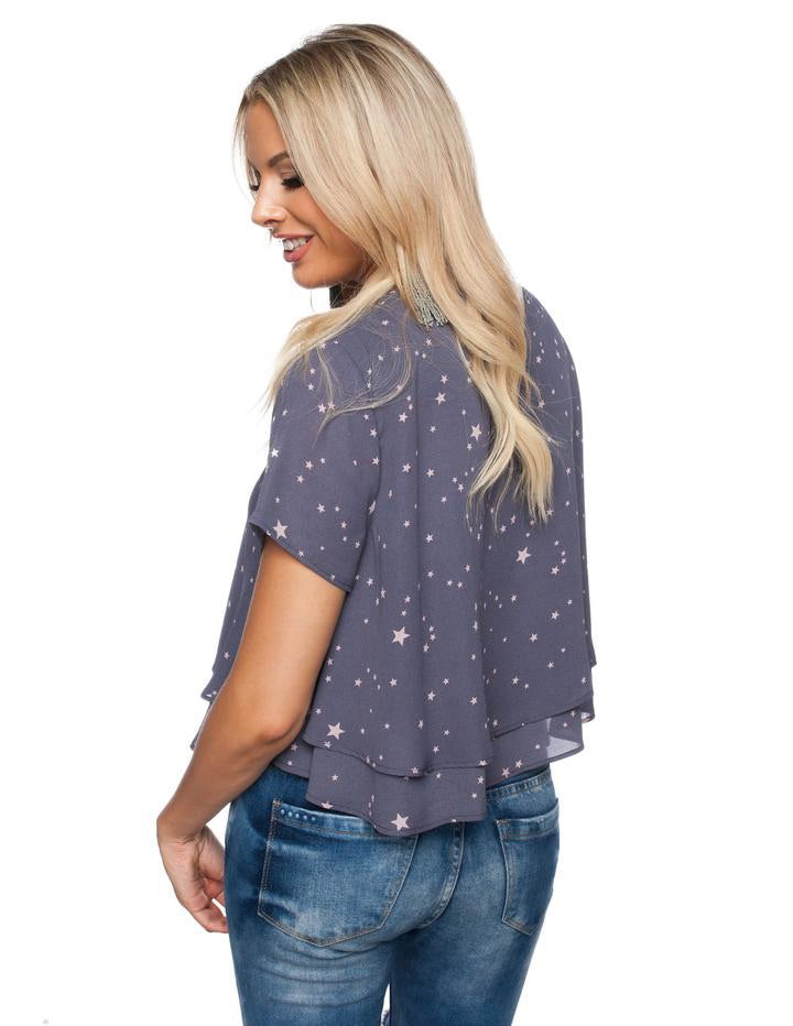 'Joey' Galaxy Top