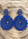 'Vita' Soutache Earrings