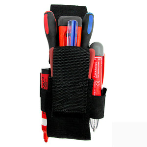 Tactical EMT Tool Pouch, for Shears, Flashlights, Etc. (Large)