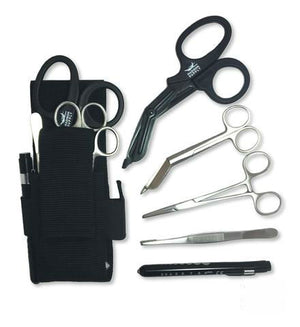 EMT and First Responder Belt Tool Kit