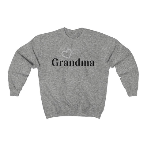 "Sweatshirt by JETT IMPRESSIONS ""MAMA"" Sweatshirt Gift for Mother"