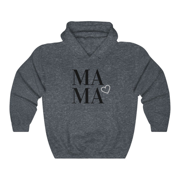 "Hoodie by JETT IMPRESSIONS ""MAMA"" Sweatshirt Gift for Mother"
