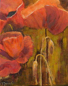 Flander's Poppies #1