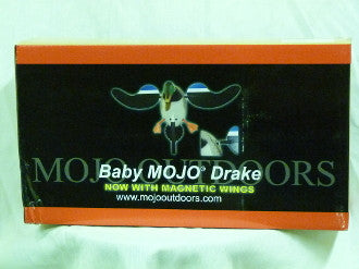 Baby Mojo Purchased with The Closer