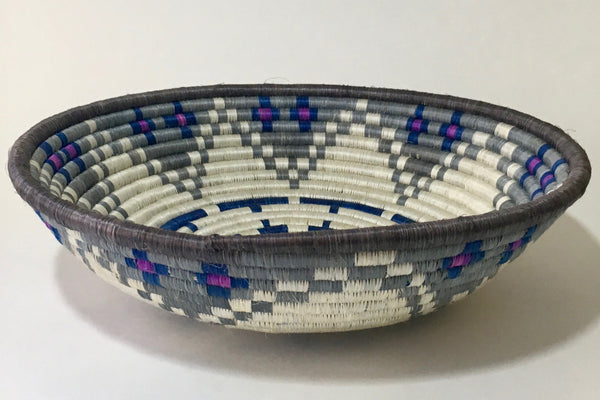 Large Blue/Purple Hope Basket
