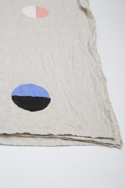 Caroline Z Hurley Joshua Tree Natural Throw