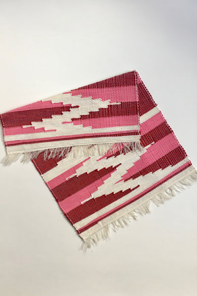 Kristine Salviejo Woven Placemats