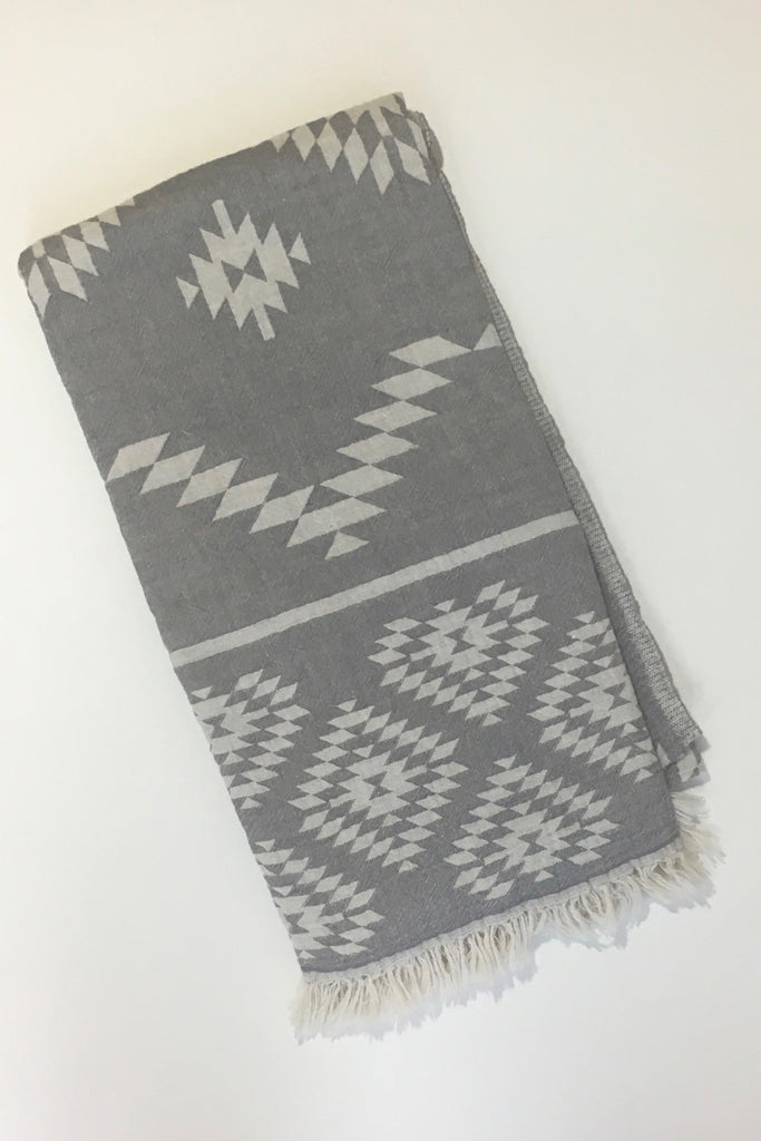 Mandalina Kilim Turkish Towel/Throw