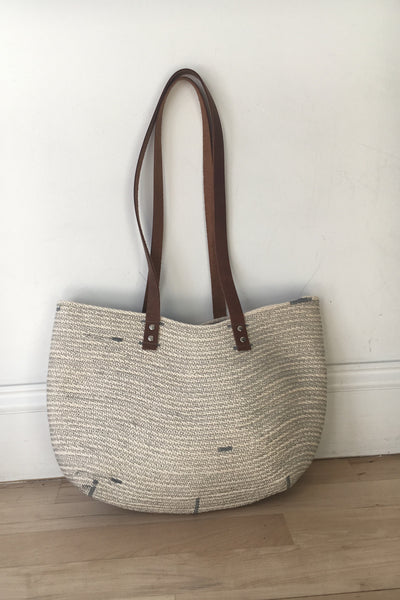 The Northern Market Tote, grey