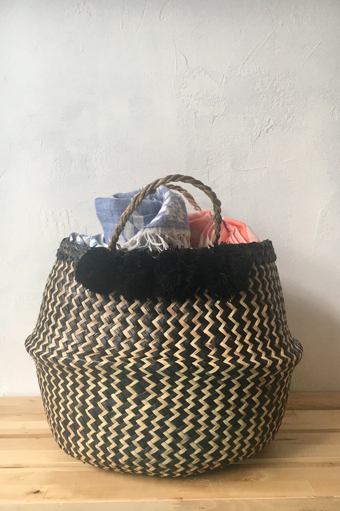 Xinh & Co. Xinh Baskets, raven