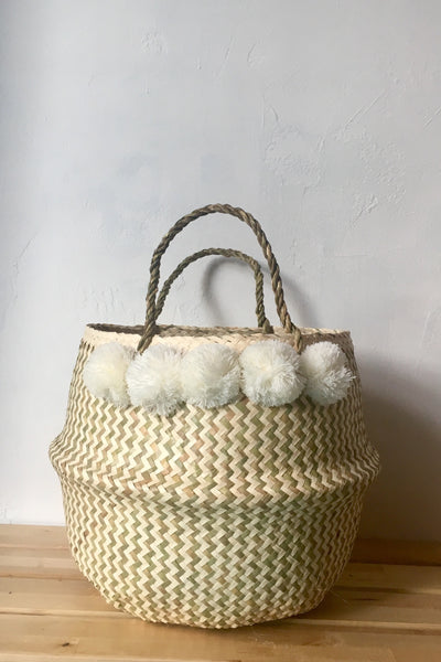 Xinh & Co. Xinh Baskets, cloud