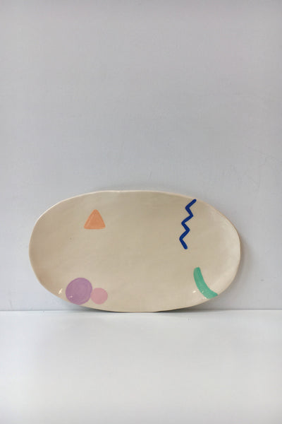 Jed Ceramics Shapes Platter