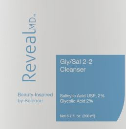 Gly/Sal 2%-2% Cleanser