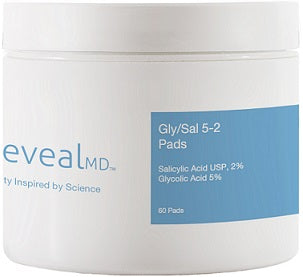 Gly-Sal 5%/2% Pads (60 ct.)