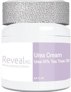 40% Urea Cream with FREE Pumice Stone