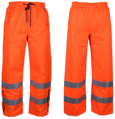 ORANGE WAIST RAIN PANTS ; XG738C-E