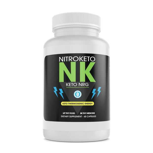 Keto NRG - Energy Supplement