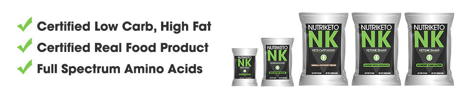 NutriKeto Products