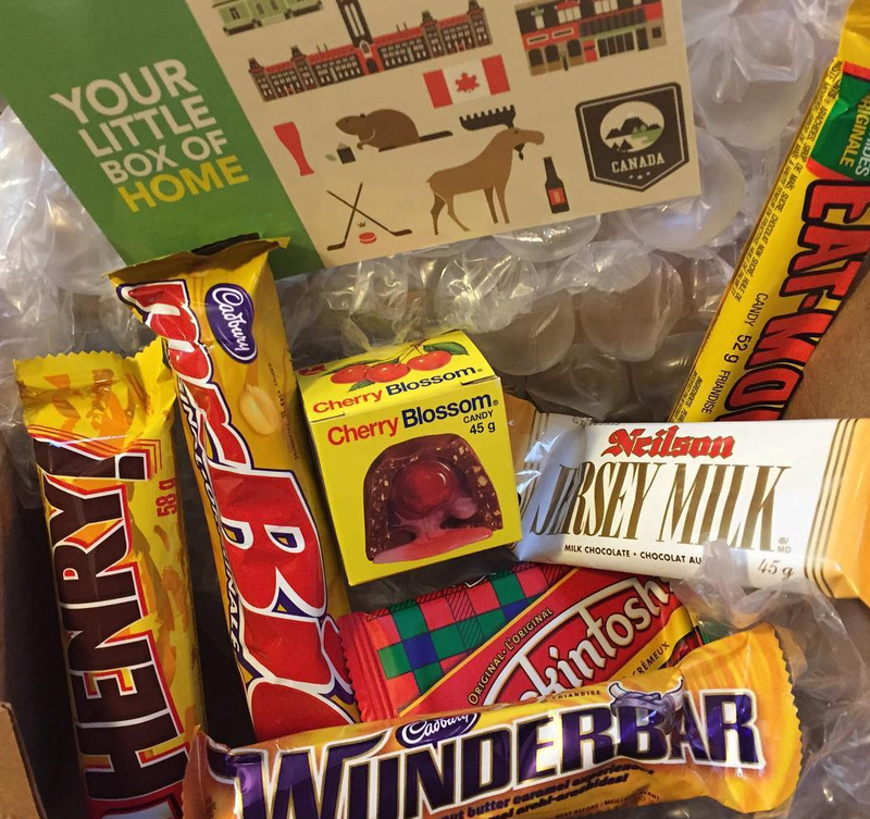 Canada Demi | Expack | Canadian Food Subscription Boxes