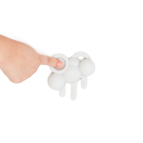 The Chew® / Modern Silicone Teethers With Poppable Bubbles