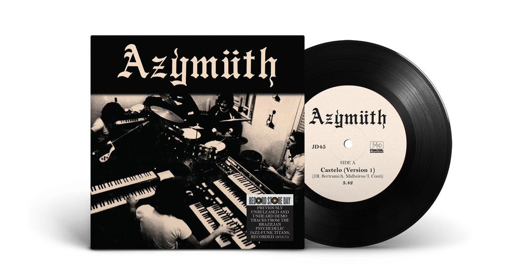 Azymuth | Demos 1973-75 / Limited Record Store Day 7""