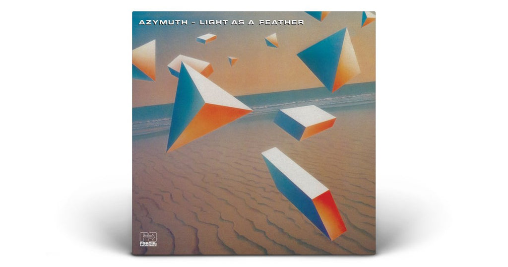 Azymuth | Light As A Feather Vinyl Reissue