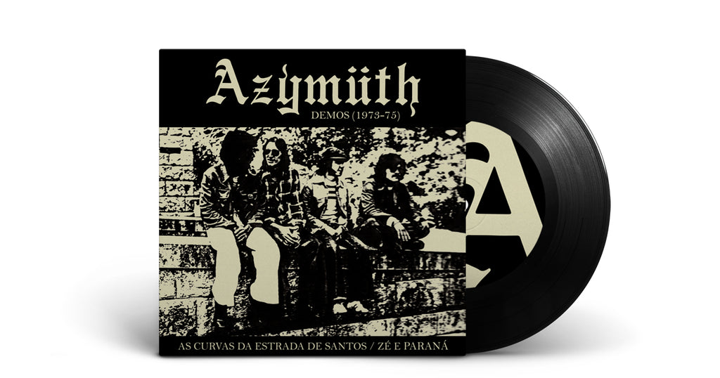 "Azymuth announce new 7"" single of previously unreleased demos"